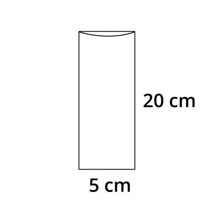 PP sáček plochý bez RZ - 5 x 20 cm - 30 my (100 ks ebc660e2167