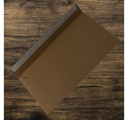 Luxusní obálky 11 x 22 cm - kraft (10 ks bal) c13b51eace6